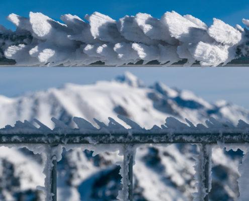 hoar railing P-David Bowers